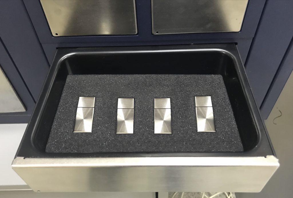 камеры хранения для носителей электронной цифровой подписи – USB-флешек
