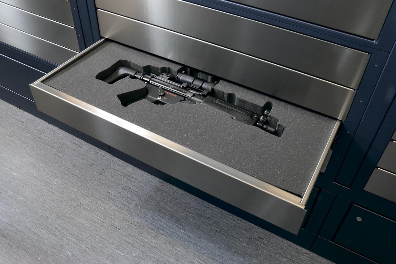 интеллектуальные системы ECOS для хранения оружия
