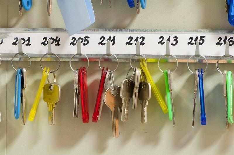 ключи от кабинетов