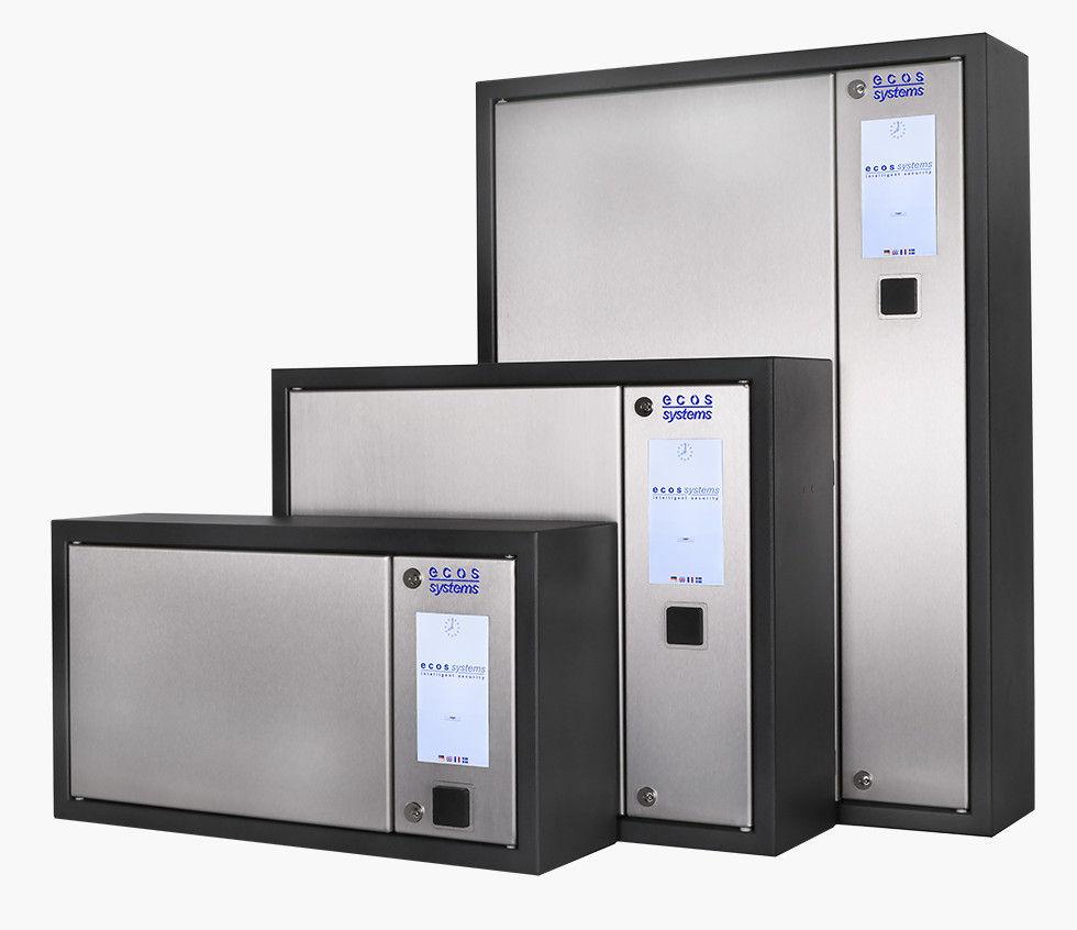 Ecos Key System steel door